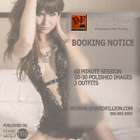TRAVEL NOTICE: Intl. Published Photographer Taking Bookings