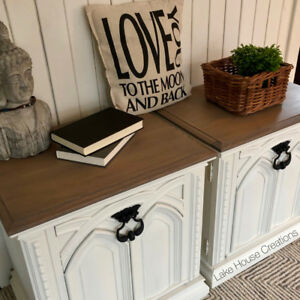 Beautiful Nightstands Bedside tables