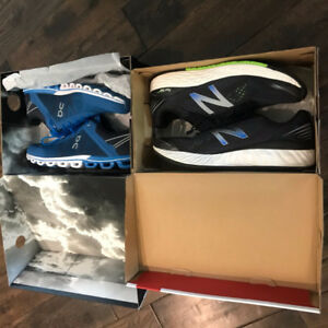 2 Brand New High End Running Shoes Cloudflow, NB 11.5M