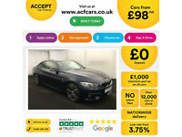 BMW 430d M Sport 258 BHP Coupe Auto 2014 FROM £98 PER WEEK !
