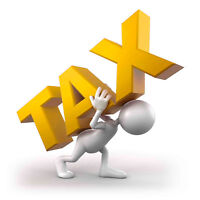 Book Keeping & Tax Services TAX SEASON IS HERE!