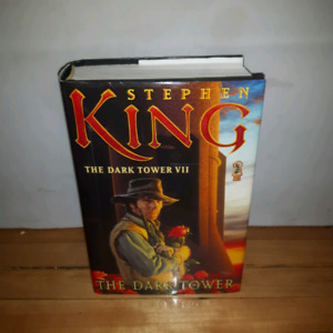 1st Edition, The Dark Tower VII by Stephen King, en anglais
