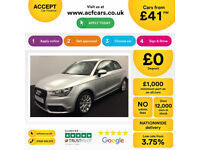 AUDI A1 1.0 1.2 1.4 T FSI SE SPORT S LINE BLACK EDITION FROM £41 PER WEEK!