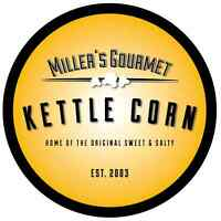 Miller's Gourmet Pop It Up Schedule
