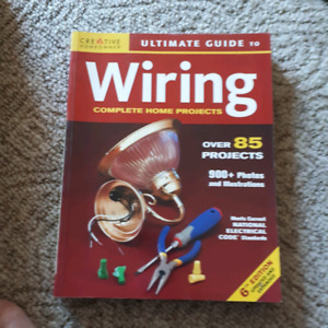 ELECTRICAL WIRING INFORMATION BOOKS.