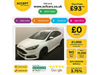 Ford Focus ST3 FROM £93 PER WEEK!