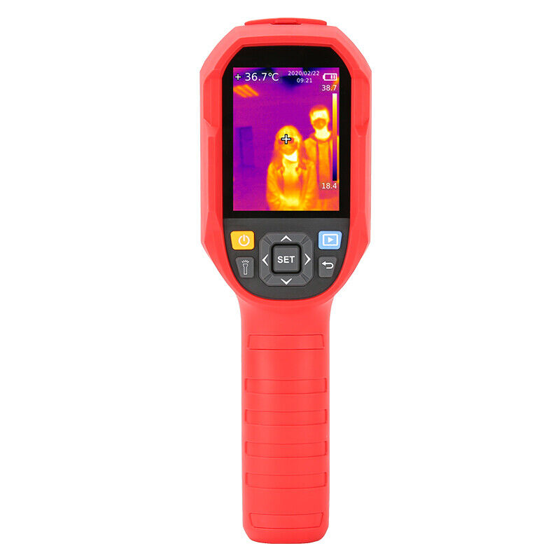 UTi165K Infrared Thermal Imager Fever Thermometer Real Time Projection UTi165H