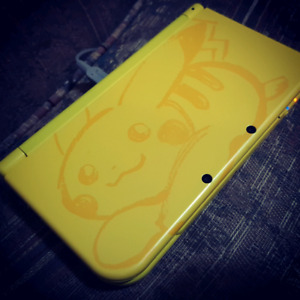 Nintendo 3ds XL SP. Edition