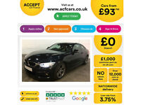BMW 420 d M Sport FROM £93 PER WEEK!