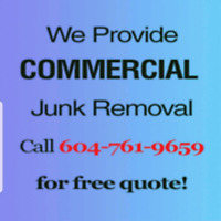 Junk Removal/Tenant Cleanup