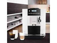 KALERM 1605 BEAN TO CUP COFFEE MACHINE AUTOMATIC COMMERCIAL DOMESTIC FRESHLY GROUND CAFE ONE TUOCH