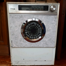 Creda compact 3 vintage tumble dryer