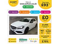 Mercedes-Benz A200 AMG Line Premium FROM £93 PER WEEK!