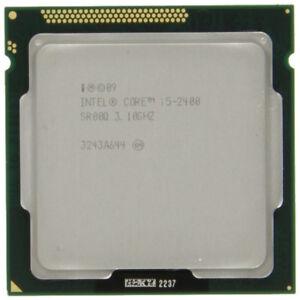 Intel i5-2400 CPU