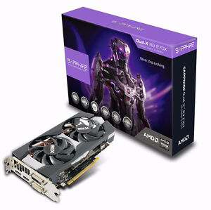 Saphire Radeon R9 270x 4GB Graphics Card