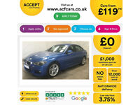 BMW 335 M Sport FROM £119 PER WEEK!