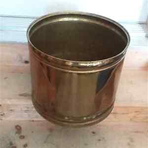Large Brass Planter Pot  London Ontario image 2