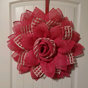 Beautiful Homemade Wreaths