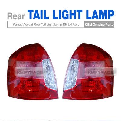 Side Brake Tail Light Lamp 2006-09 Azera LED INNER Trunk Lid MTD RR Right Pass