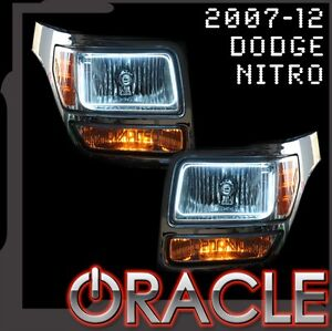 Dodge Nitro 2007 - 2012 Headlights