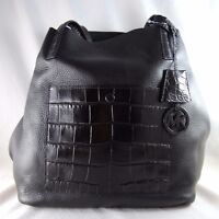 Michael Kors Black Extra Large Grab Bag