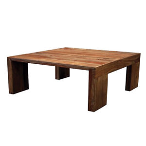 Solid wood coffee table in very good condition.