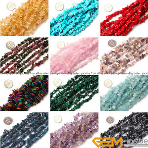 Natural-7-8mm-Freeform-Chips-Jewelry-Making-loose-gemstone-beads-strand-34