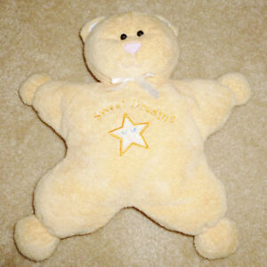 "LITTLE KIDS PREFERRED - 12"" Star Bear (LIKE NEW)"