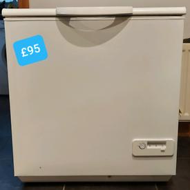 Zanussi chest freezer