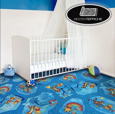 KINDERTEPPICH Teppich DISNEY WOODLAND Winnie the Pooh, Spielteppich, alle Größen ()