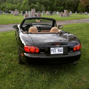 Mazda miata 1999