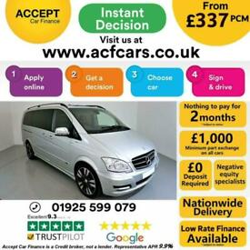 image for 2014 SILVER MERCEDES VIANO 2.2 CDI AMBIENTE 7 SEAT MPV CAR FINANCE FR £337 PCM