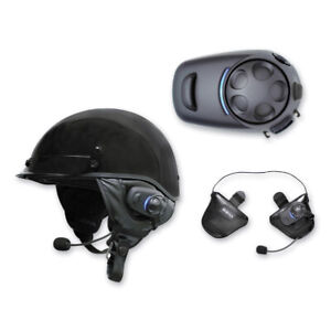 Sena SPH10-FM Demi casque Simple ou Double