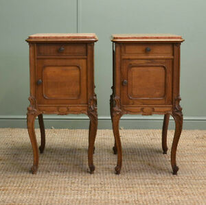 Searching for small vintage bedside table