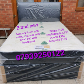 🔥Brand New beds and mattresses 🔥Fast Delivery Service