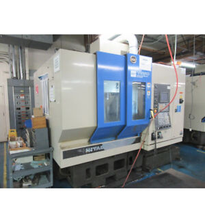 Hitachi Seiki VS-50 Vertical Machining Centers ( 2 Available )