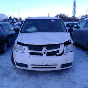 2010 Dodge Caravan C/V FOR PARTS - CALL ONLY