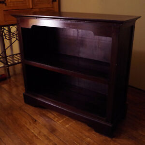 Solid Wood Bookcase (from Wicker Emporium)