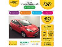 Ford Fiesta Edge FROM £20 PER WEEK!