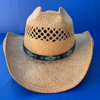 Western Decor Cowboy/Cowgirl Beaded HAT BAND