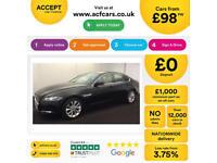 Jaguar XE FROM £98 PER WEEK!