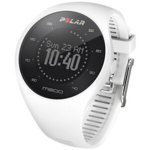 Polar M200 GPS Running Watch with Wrist-Based Heart Rate White