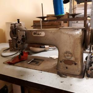 Pfaff leather sewing machine