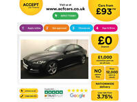 Jaguar XE FROM £93 PER WEEK!
