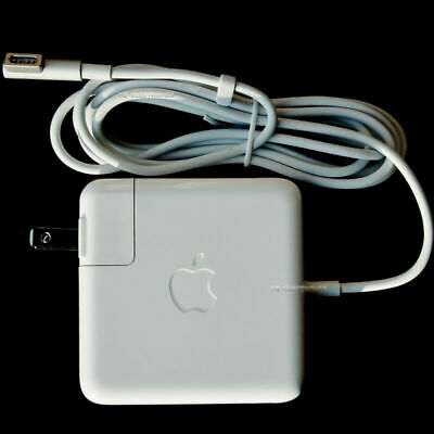 Original 60W MagSafe1 Adapter APPLE MacBook Pro Power Charger A1330 A1344 A1184, used for sale  Shipping to India