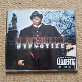 The Notorious B.I.G - Hypnotize (CD Single).
