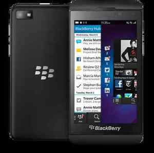 Blackberry Z10 Unlocked+Wind Compatible Great Condition + Extras