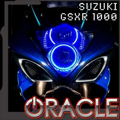 Oracle Lighting Headlight White SMD Halo Kit For 2006-2007 Suzuki GSX-R 1000