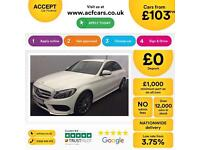 Mercedes-Benz C250 CDI AMG Line FROM £103 PER WEEK!