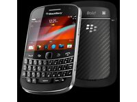 blackberry bold 9900 20 quid no charger